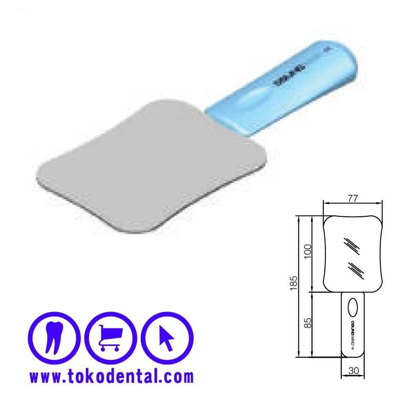 Photo Mirror With Handle Occlusal DMHL, OSUNG